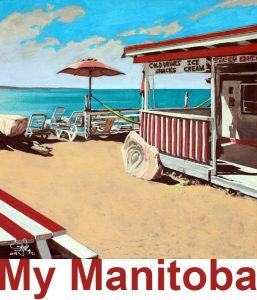 """My Manitoba"" Selected Works by Mohan Tenuwara @ Pulse Gallery, Winnipeg, Manitoba"